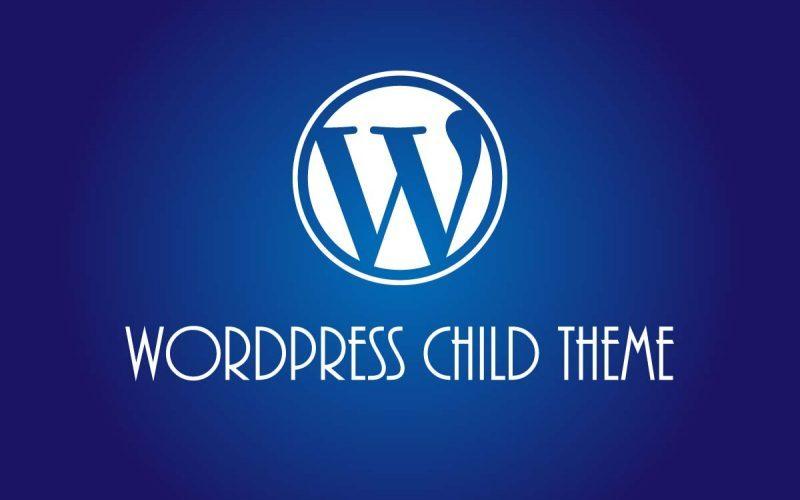 Creare un child theme in WordPress